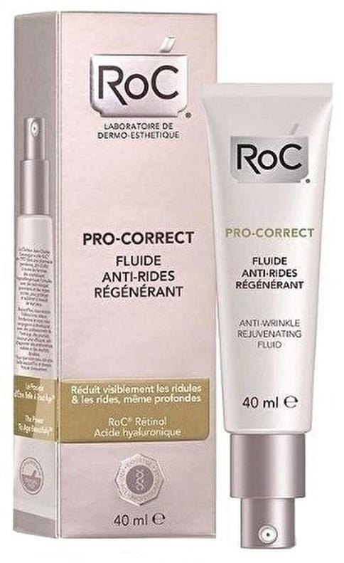 Roc Pro-Correct Fluid Krem 40 Ml Renksiz